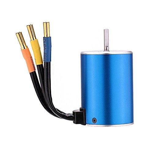 Motor RC Car RC Sensorless Brushless Motor for 1/10 RC Car 3650 3100KV