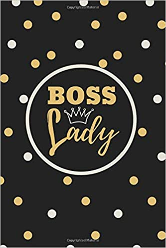 Boss Lady: Cute Diary Notebook with Motivational Quotes on ...