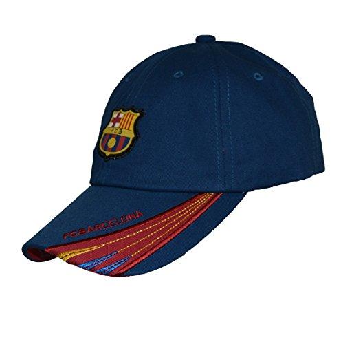 41aa3c2a313 Fc Barcelona Hat Cap Adjustable Rhinox Group Lionel Messi 10 Cap FCB (6)