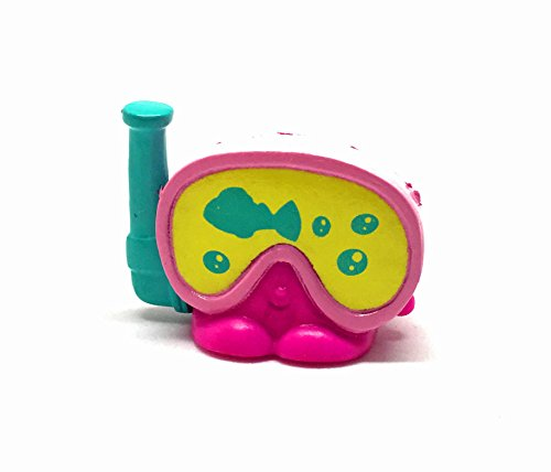 Shopkins Season 8 World Vacation Asia #8-132 Scuba Rare