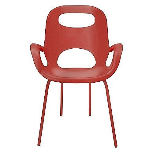 umbra OH CHAIR(オーチェア カラー) レッド 2320150-505 B01ARNW5E8 レッド レッド