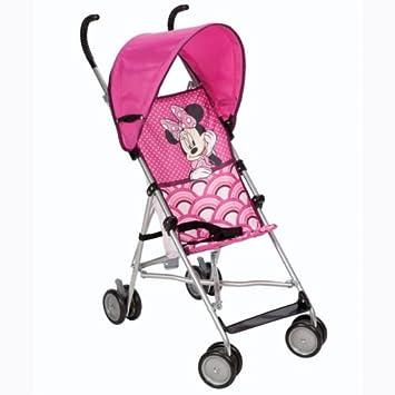 Amazon.com: Nueva Cosco cochecitos paraguas de Minnie Mouse ...
