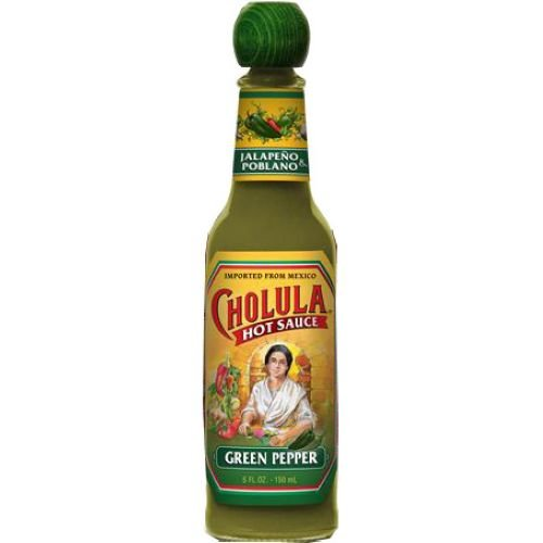 Cholula 5oz Green Pepper Hot Sauce ( 2 Pack )