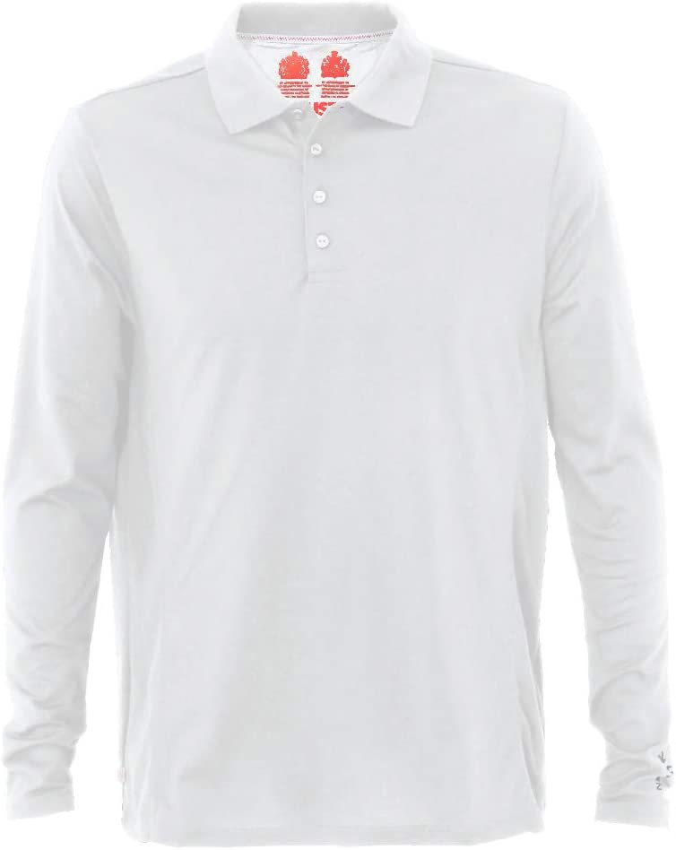 Musto Polo Evolution UV Manches Longues - Blanc: Amazon.es: Deportes y aire libre