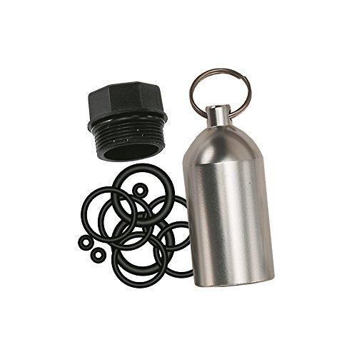 Innovative Scuba Concepts Rb0820 Scuba Tank Key Chain With O-Ring by Innovative Scuba Concepts