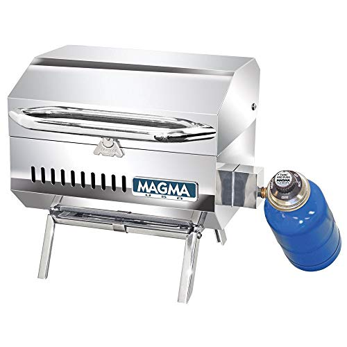 Magma Products, A10-801 TrailMate Conniosseur Series Gas Grill (Renewed)