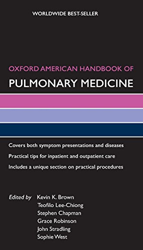 Oxford American Handbook of Pulmonary Medicine (Oxford American Handbooks of Medicine)