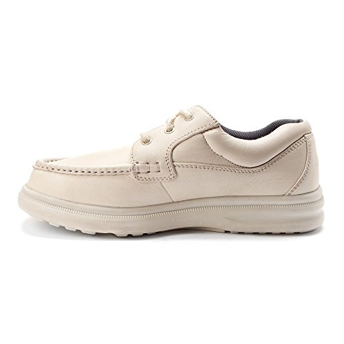 geniue stockist cheap online outlet enjoy Hush Puppies Men's Gus Oxford White free shipping for nice sale best prices LREdEC5q