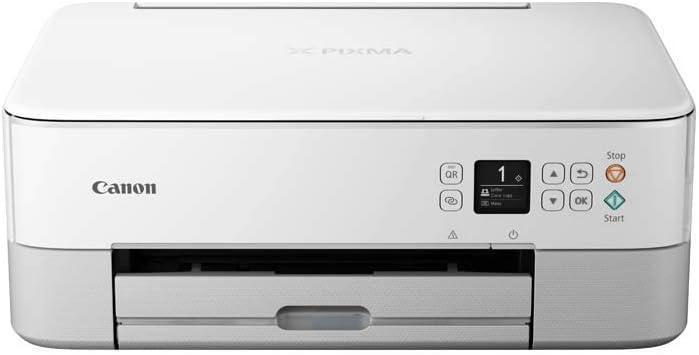 Impresora Multifuncional Canon PIXMA TS5351 Blanca Wifi de ...