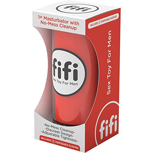 fifi - Sexy Toy for Men (Fire Red)