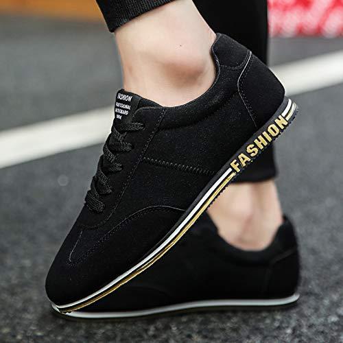 59493a7c6caa8 Amazon.com: NANXIEHO Men's Shoes Trend Men Sport Leisure Shoes ...