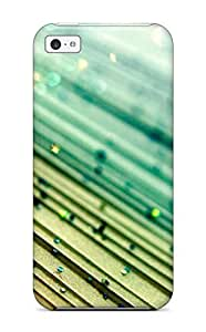Forever Collectibles Gliter On Colorful Ribbons Hard Snap-on Iphone 5c Case