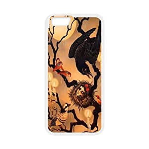 Case Cover For Ipod Touch 5 Crow Phone Back Case Personalized Art Print Design Hard Shell Protection FG061646