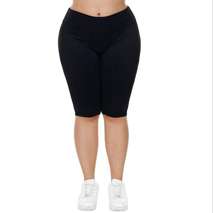 Pantalón Corto Deportivo para Mujer Pantalón Deportivo de Versión (Malla  para Running 1b85caaa336c1