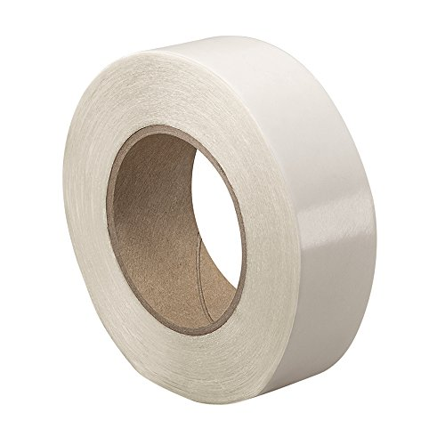 TapeCase TC290-1 X 36YD TC290 High End Double Coated Film Tape 1 Wide 36 yd. Length Translucent / TapeCase TC290-1 X 36YD TC290 High End Double Coated Film Tape 1 Wide 36 yd. Length Translucent