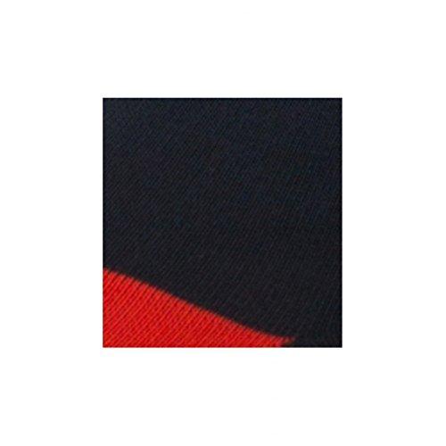 scuro di Achile Calze cotone blu HpT7fxwnq6