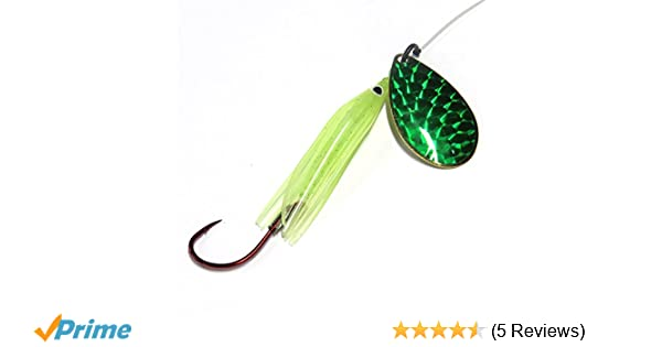Wicked Lures Green-Glow King Killer