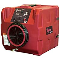 Novair F0700 Air Scrubber / Negative Air Machine 700-200 CFM HEPA Filtration
