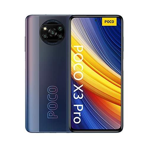 chollos oferta descuentos barato POCO X3 Pro Smartphone 6 128 GB 6 67 120Hz FHD DotDisplay Snapdragon 860 Cámara Cuádruple de 48 MP 5160 mAh Negro Fantasma