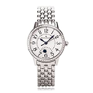 Best Epic Trends 410mxyzO87L._SS300_ Jaeger LeCoultre Rendez-Vous Silver Dial Stainless Steel Ladies Watch Q3468121