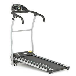 Confidence Fitness TP-1 Electric Treadmill Folding Motorized...