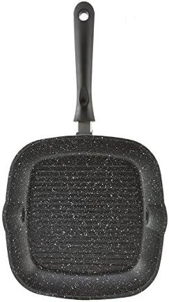 JML 28cm Non-Stick Copper Stone Griddle Pan