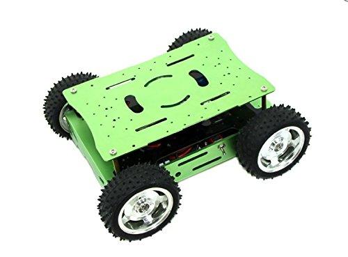 Seeedstudio Skeleton Bot - 4WD Hercules Mobile Robotic Platform