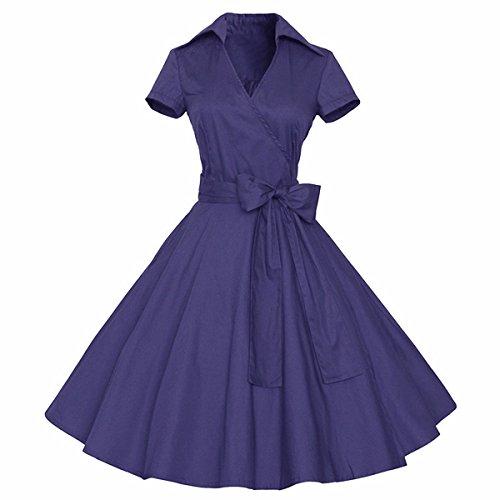 60s style dress shirt - 3