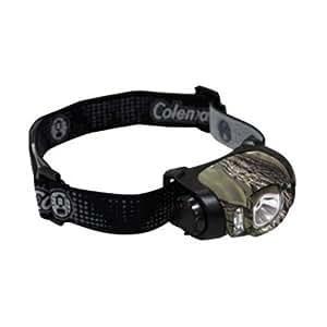 Coleman Multi-Color LED Headlamp Realtree AP Camo