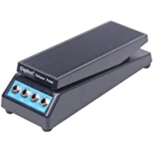 Signstek Guitar Stereo Sound Volume Pedal DJ Band Guitar Pedal with Amplitude Adjusted Knob