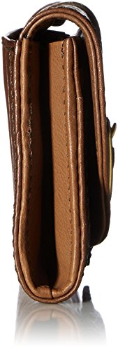 FRYE Claude Wallet, Whiskey, One Size