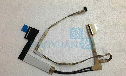 Computer Cables Laptop LCD Video Cable for HP Pavilion DV6-7000 Cable DV6-7014 DV6-7045tx DV6-7208 50.4st15.021 50.4st20.021 Yoton Cable Length: Other
