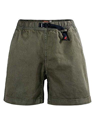 Gramicci Women's Original G Shorts, Olive Stone, Small (Women Pants Gramicci)