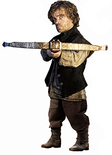 Hollywoodprop A Game of Thrones Tyrion Lannister Peter Dinklage LIFESIZE Cardboard Standup Standee Cutout Poster Figure Crossbow -