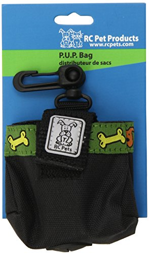 RC Pet Products Pick Up Poop Bag Carrier