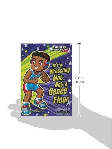 Amazon Its A Wrestling Mat Not A Dance Floor Sports