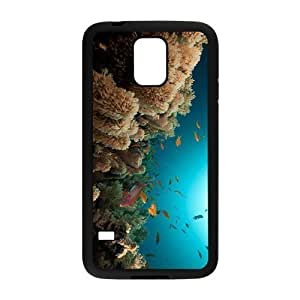 Coral Reef Hight Quality Plastic Case for Samsung Galaxy S5