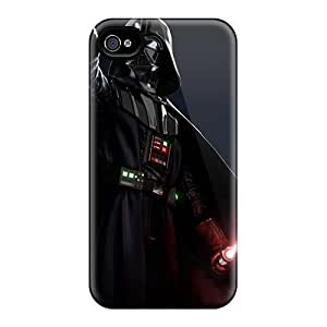 Shock Absorbent Hard Phone Case For Iphone 6 (fVD16718GQcc) Support Personal Customs Stylish Star Wars The Force Unleashed 2 Pattern