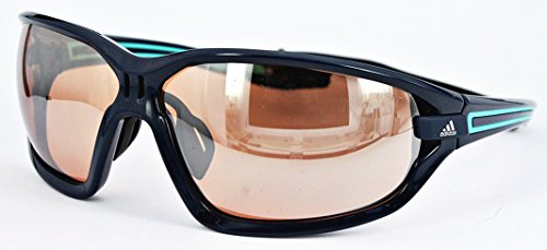 Adidas Sonnenbrille Evil Eye Evo Pro L (A193) blue shiny mint/LST bright sil