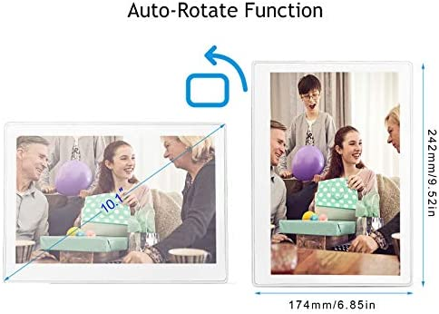 Touch Digital Picture Frame