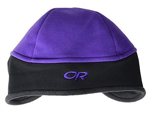- Outdoor Research Wind Warrior Hat, Purple Rain/Black, Large/X-Large