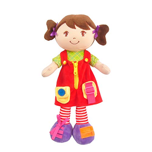 "Linzy Plush 16"" Education Plush"