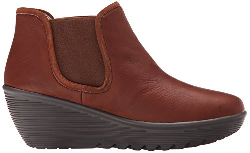 Skechers Parallel Universe, Botines para Mujer Brown