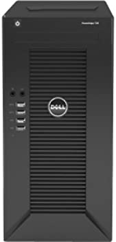 Dell PowerEdge T20 Tower Quad Core Xeon E3 Server