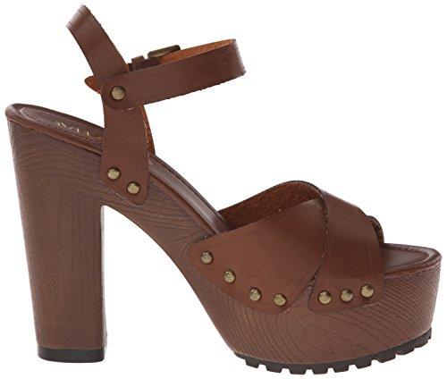 Mia Elly Mujer Fibra sintética Sandalia Plataforma