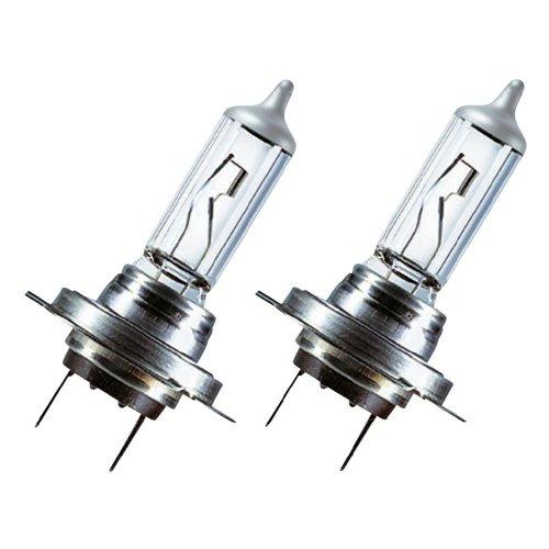 osram h7 halogen headlight bulbs 64210l 12v 55w made in