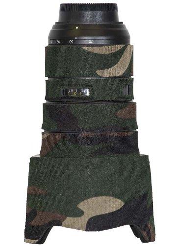 LensCoat LCN2470FG Nikon 24-70 Lens Cover (Forest Green Camo)
