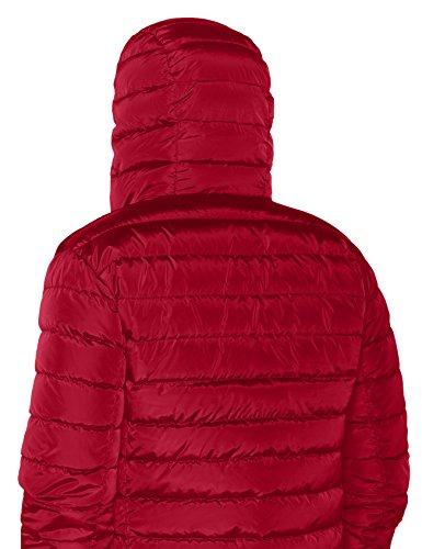 C01352 Hombre Hunter Rojo para Refrigiwear Rosso Chaqueta Deportiva IzBq0w