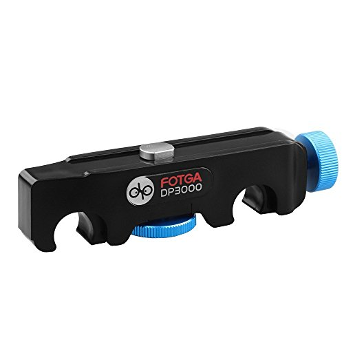 410n4xc9JvL - Fotga DP3000 M3 Matte Box for Follow Focus 15mm Rail Rod Rig Nikon Canon Sony Dslr Cameras