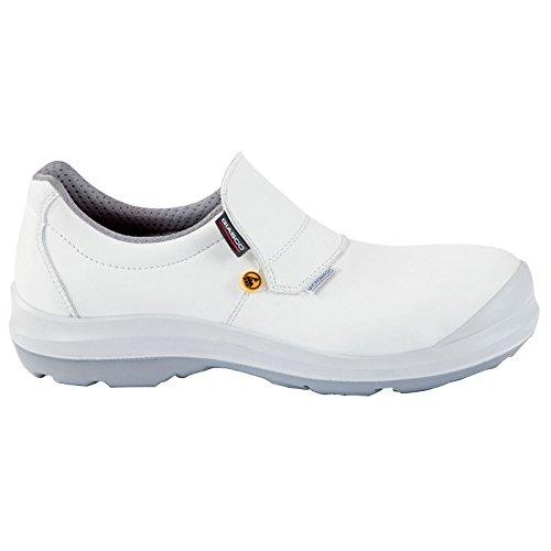 """Giasco 32i30245""""Grönland"""" S2niedrigen Schuh, Größe 45, weiß"""